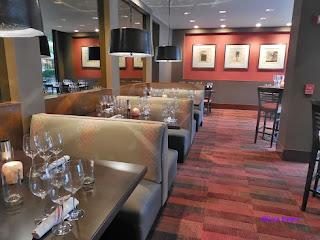 Radisson Hotel Cross Keys Restaurant