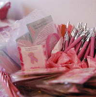 Mammográfia kampány termékek