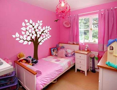 D coration et cr ativit design room girls for Bedroom ideas for girls in their 20s