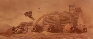 Cosechadora Dune