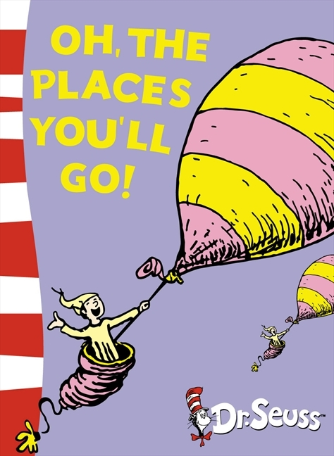 dr seuss poems oh the places you ll go