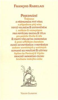 kniha François Rabelais: Pojednání o případném pití vína
