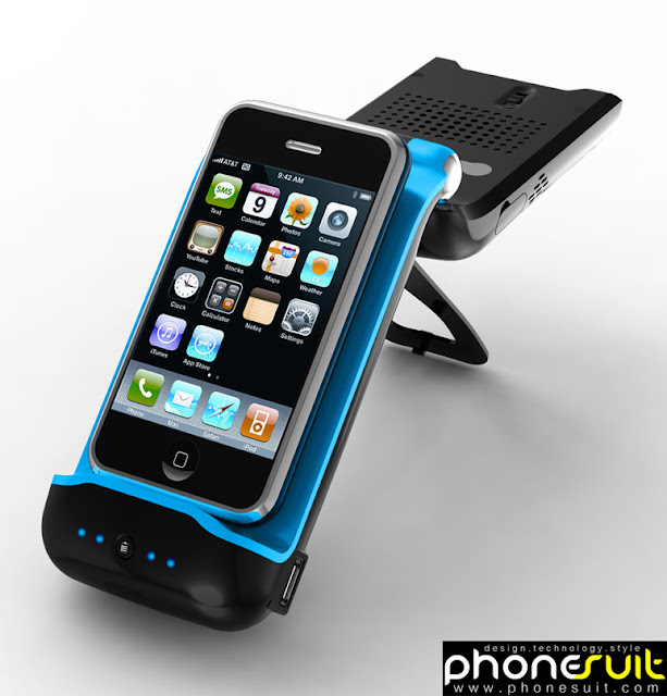 For the Boys: iPhone/Smartphone Projector
