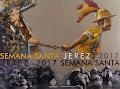 Cartel Semana Santa de Jerez 2017