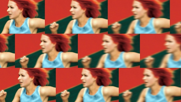 "What is the significance of ""Run Lola Run's"" opening quotations"