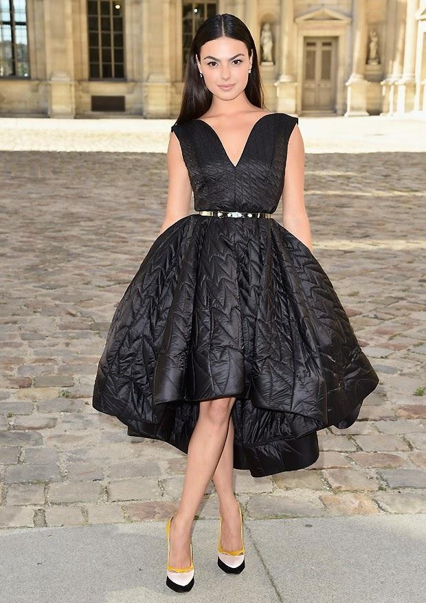 O desfile da Dior na Paris Fashion Week, é uma das mais badaladas semanas de moda internacional
