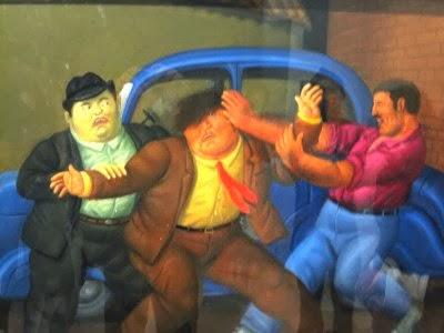 Botero: Secuestro