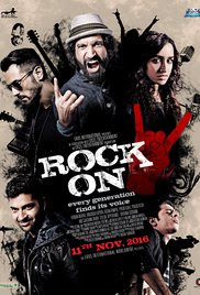 Rock On 2 (2016) HDRiP