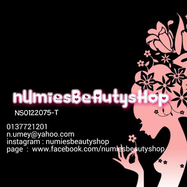numies beauty shop