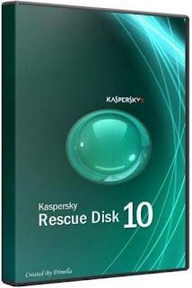 Download Kaspersky Rescue Disk 10.0.29.6