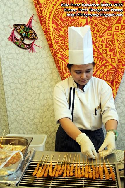 Buka Puasa Ramadhan Buffet 2015, Sunway Hotel Georgetown Penang