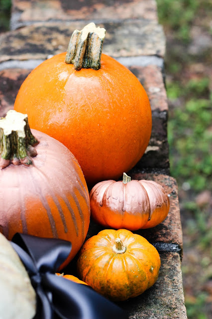 DIY: easy last minute pumpkin decorating ideas, halloween, October, pumpkins