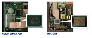HTC One Bajak Teknologi Suara Mikro Nokia