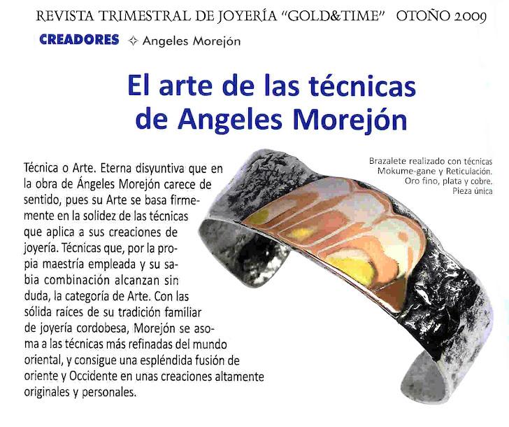 Revista de Joyería Gold&Time