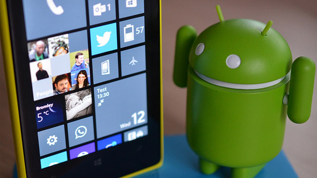 WINDOWS APPS WILL RUN ON ANDROID TABLETS