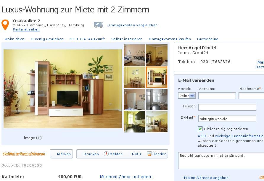 gharin329 gegen wohnungsbetrug against rental scammers. Black Bedroom Furniture Sets. Home Design Ideas