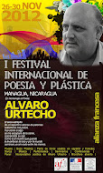PARTICIPAÇÃO DA RENATA NO  FESTIVAL INTERNACIONAL DE POESIA DE MANÁGUA/ 2012