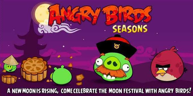 Angry Birds Seasons, Angry Birds Rio, Angry Birds - android apk