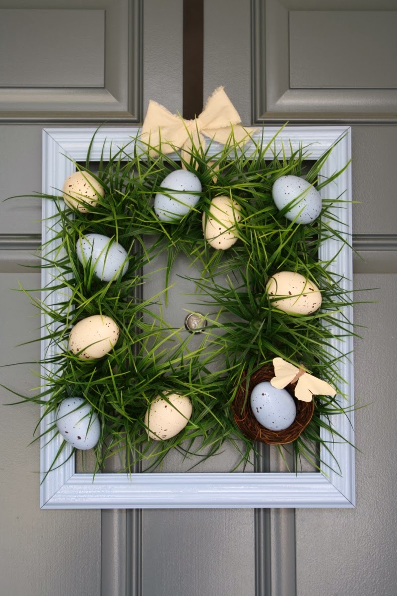Easter Wreaths, part 3