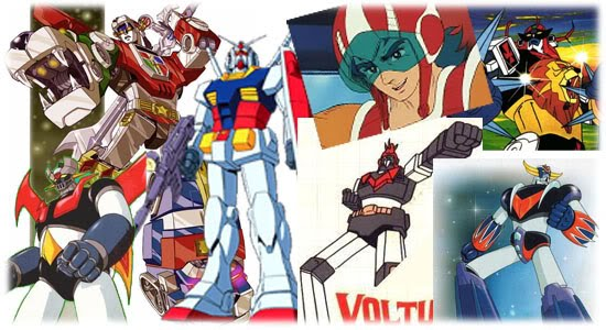 I mitici robot