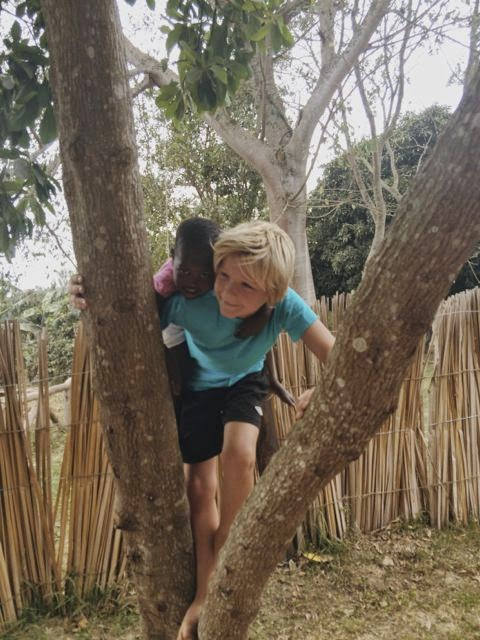 Living in Uganda
