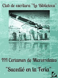 """Libro del III Certamen de Microrrelatos """"Sucedió en la Feria"""""""