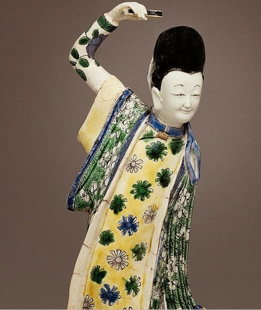 "<img src=""Chinese Dancing Woman .jpg"" alt=""With Famille verte enamels"">"