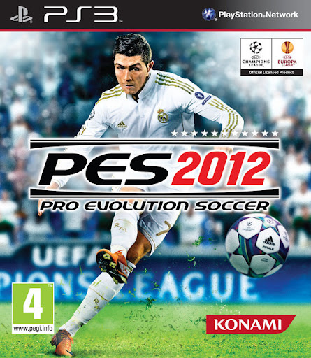 PES 2012 Cover Unveiled