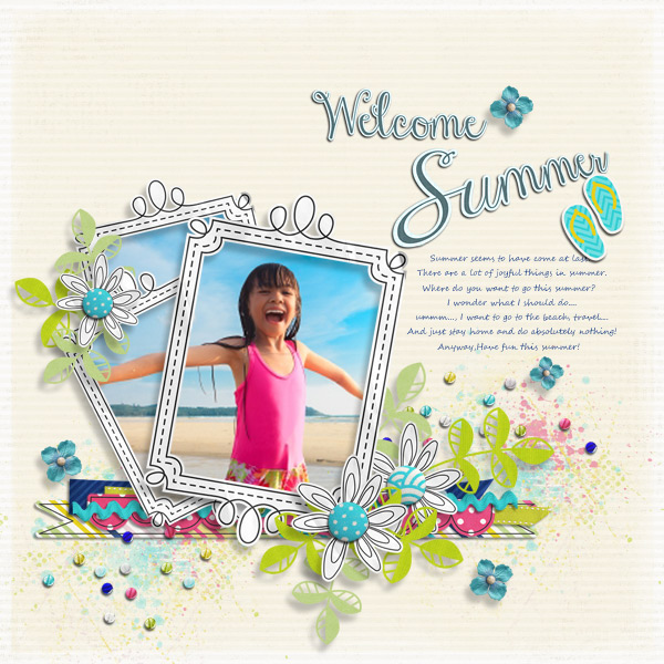 DSB Welcome Summer