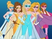 Disney Super Princesses
