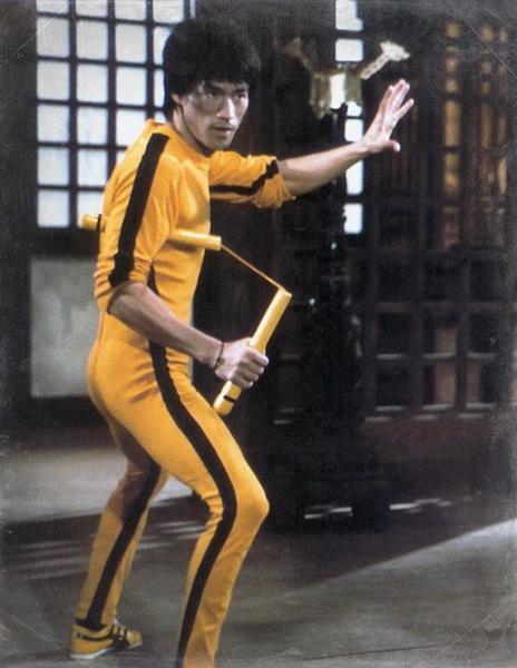 108 Kings Tiger Stripes Bruce Lee