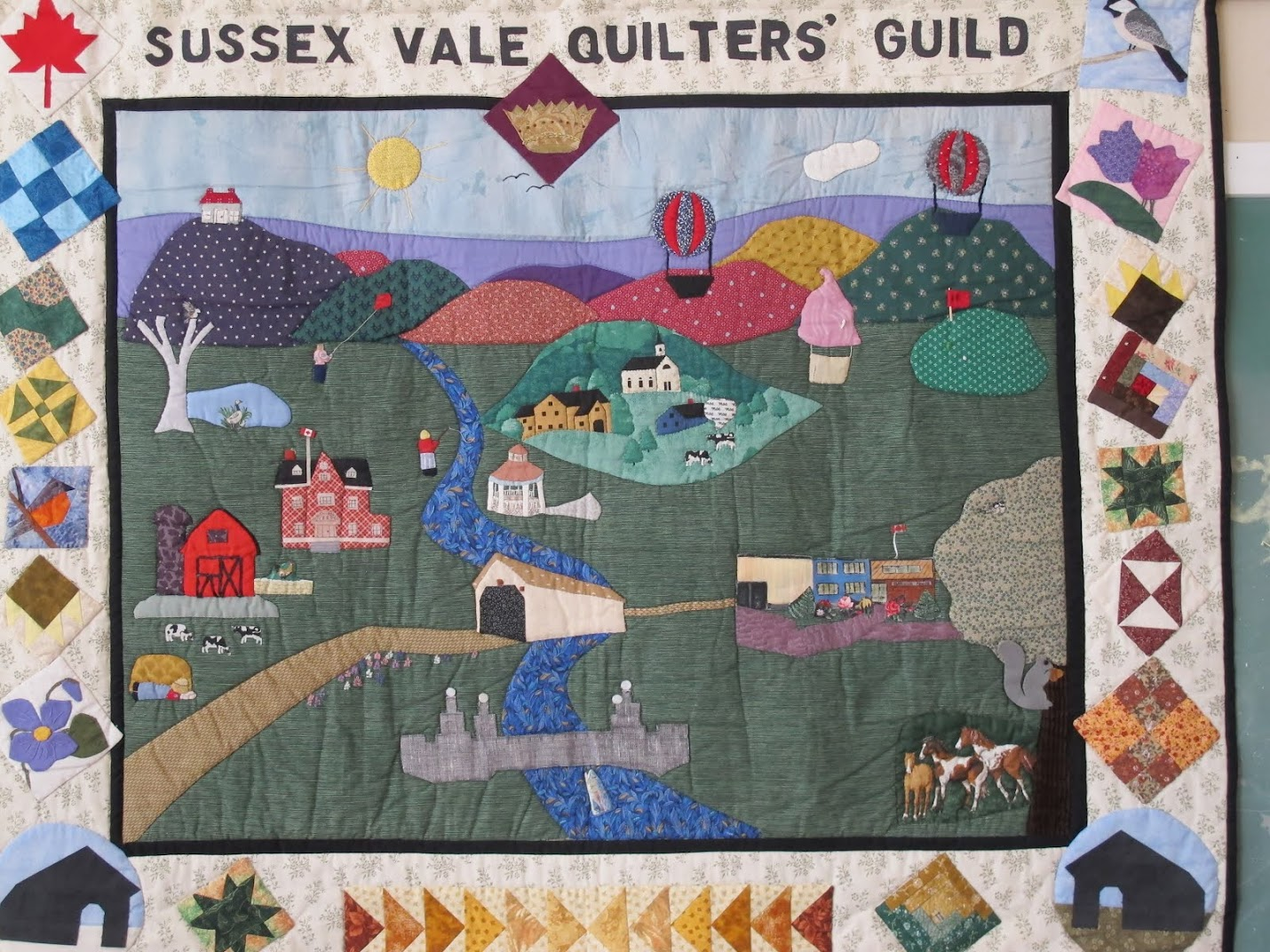 Sussex Vale Quilters' Guild