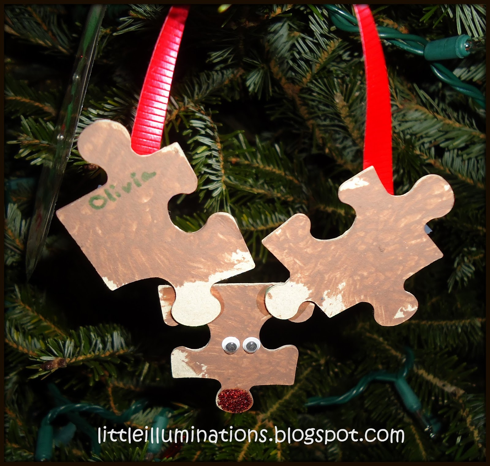 How to win - Christmas gift ideas for toddlers to make for parents