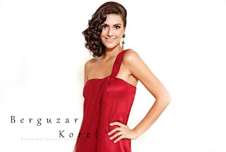 berguzar korel shehrazat by macemewallpaper.blogspot.com