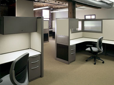 Trust for Corporate office layout design