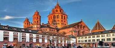 Mainz Cathedral live camera