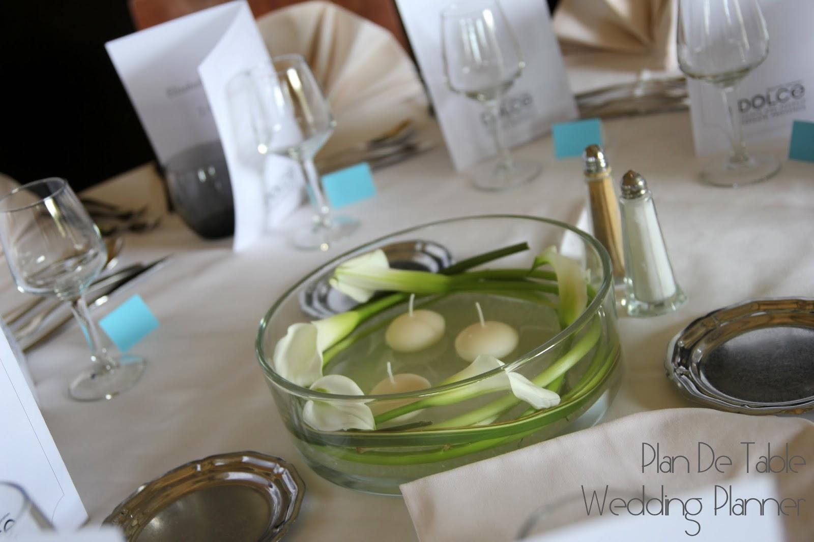 Plan de table le blog un mariage d 39 ambiance automnale Decoration avec bougie