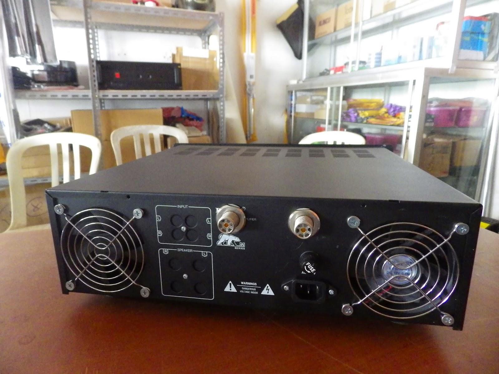 Rickyradio REPEATER RAKITAN MOTOROLA GM 3688 VHF