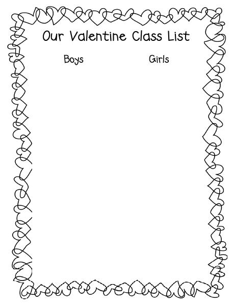 Adventures in Kindergarten Valentines Freebie