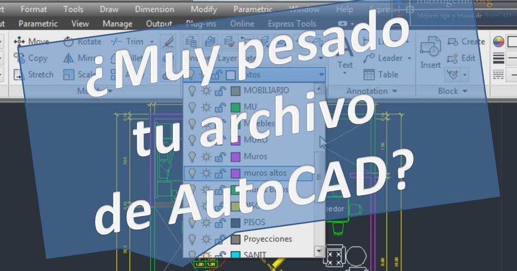 Autocad tutoriales tips y trucos como abrir un archivo for Archivos de cad