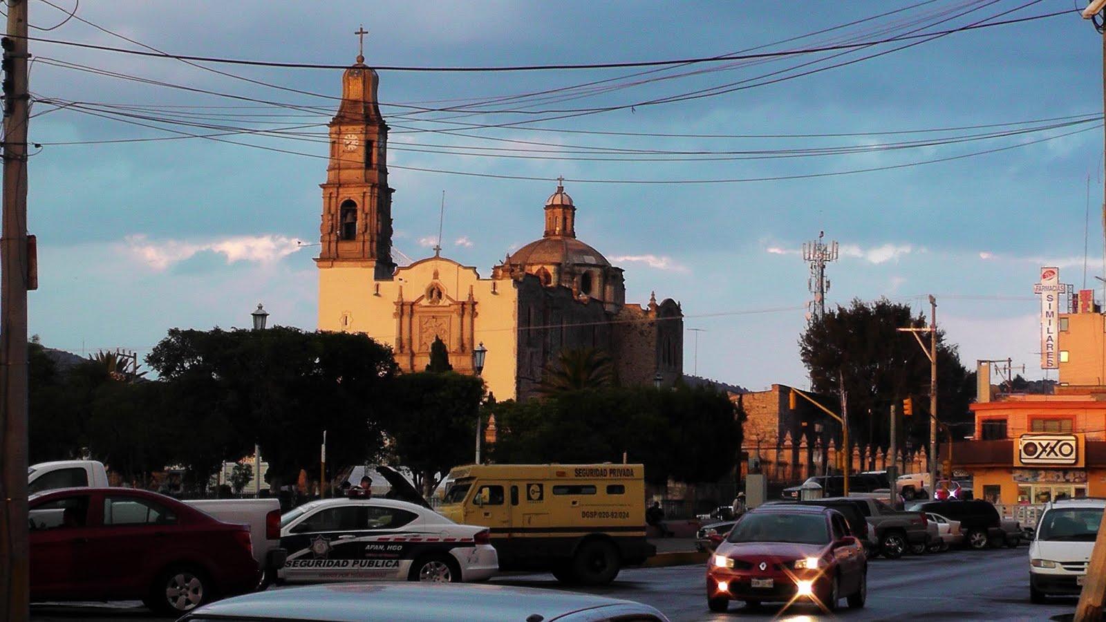 Centro de Apan Hidalgo