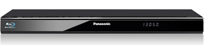 Panasonic 3D Blu-Ray Disc Player DMP-BDT220