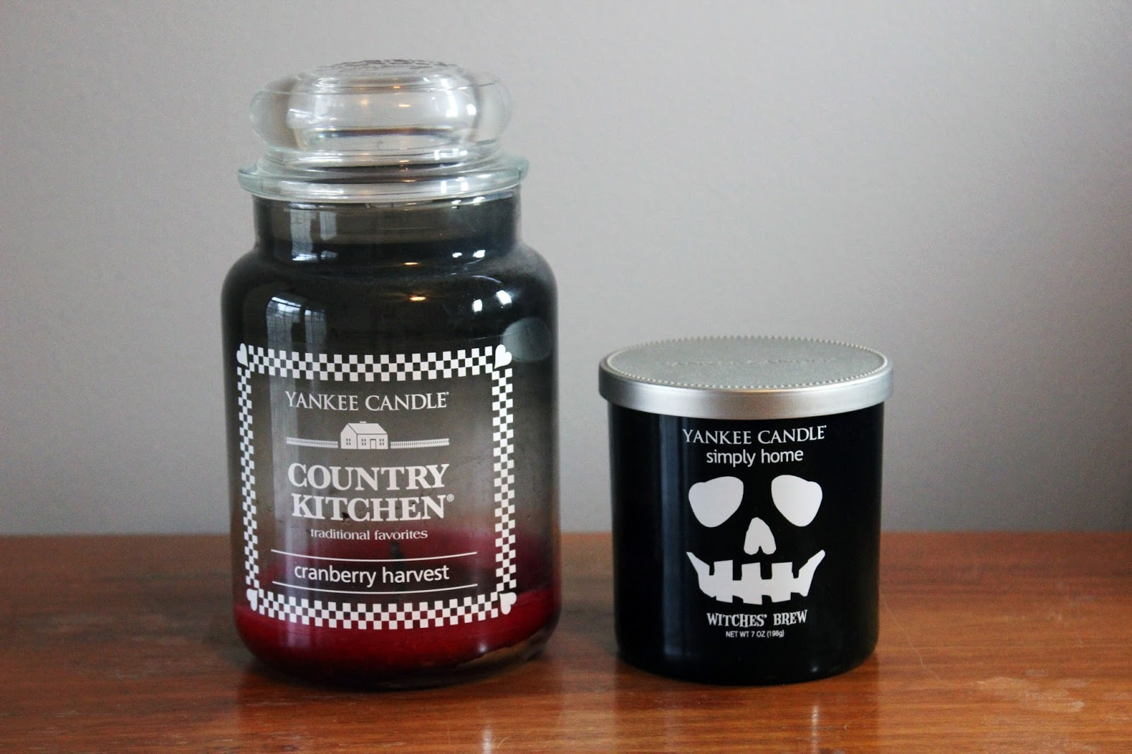 Yankee Candle Country Kitchen Glazed Over Beauty Burnin Up 10 Empties