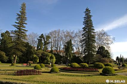Viajero por un solo mundo jardines del palacio de cristal for Jardines del palacio de cristal oporto