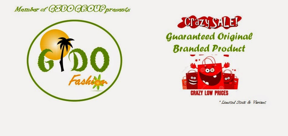 Crazy Sale! Guaranteed Original Branded Product