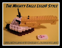 #LEGO, The Mighty Eagle, Angry Birds, LEGO Creations
