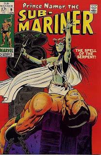 Sexismo en los Cómics, por Alan Moore 3 (de 3) Namor