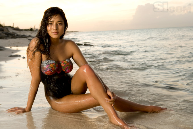 jessica gomes sexy beach bikini photos 03