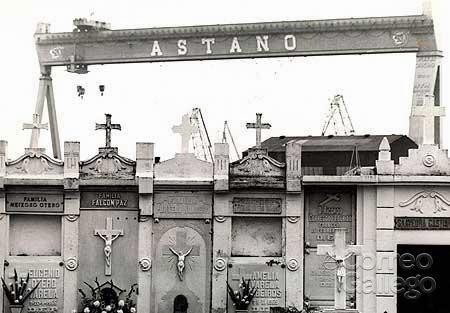 El Pórtico de Astano