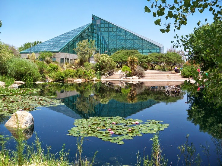 Abq jew blog july 2014 for Botanical gardens albuquerque new mexico